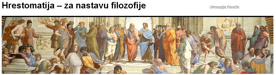 FILOZOFIJA